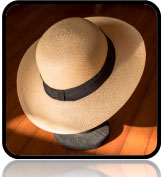 Ladies Beach Panama Hats
